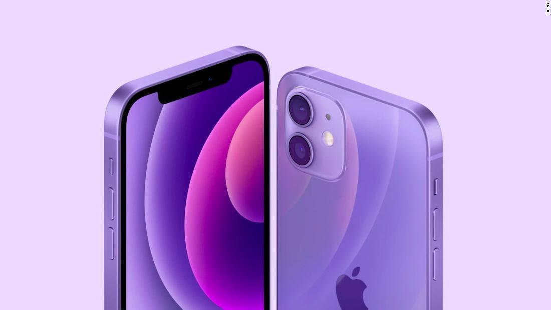 iPhone 12 - Apple показала iPhone у неочікуваному кольорі / Скріншот