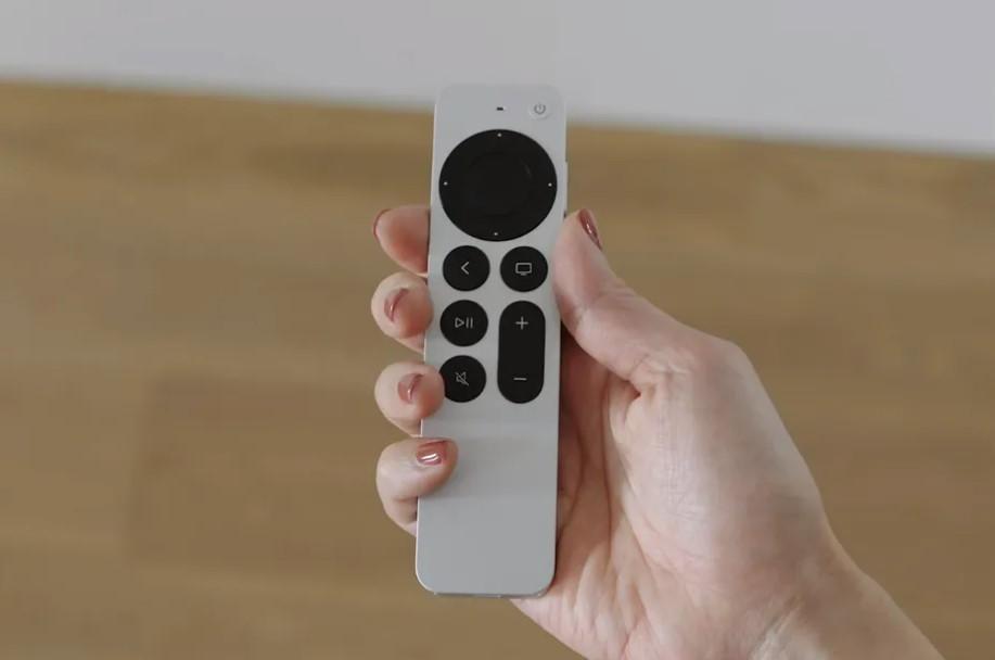 Новый пульт для Apple TV 4K / скриншот из видео