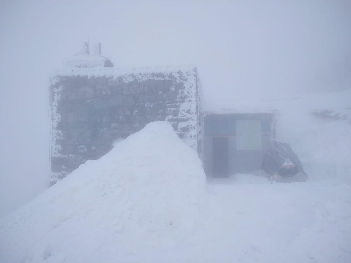 У Карпатах сніжить / Фото facebook.com/chornogora.rescue112