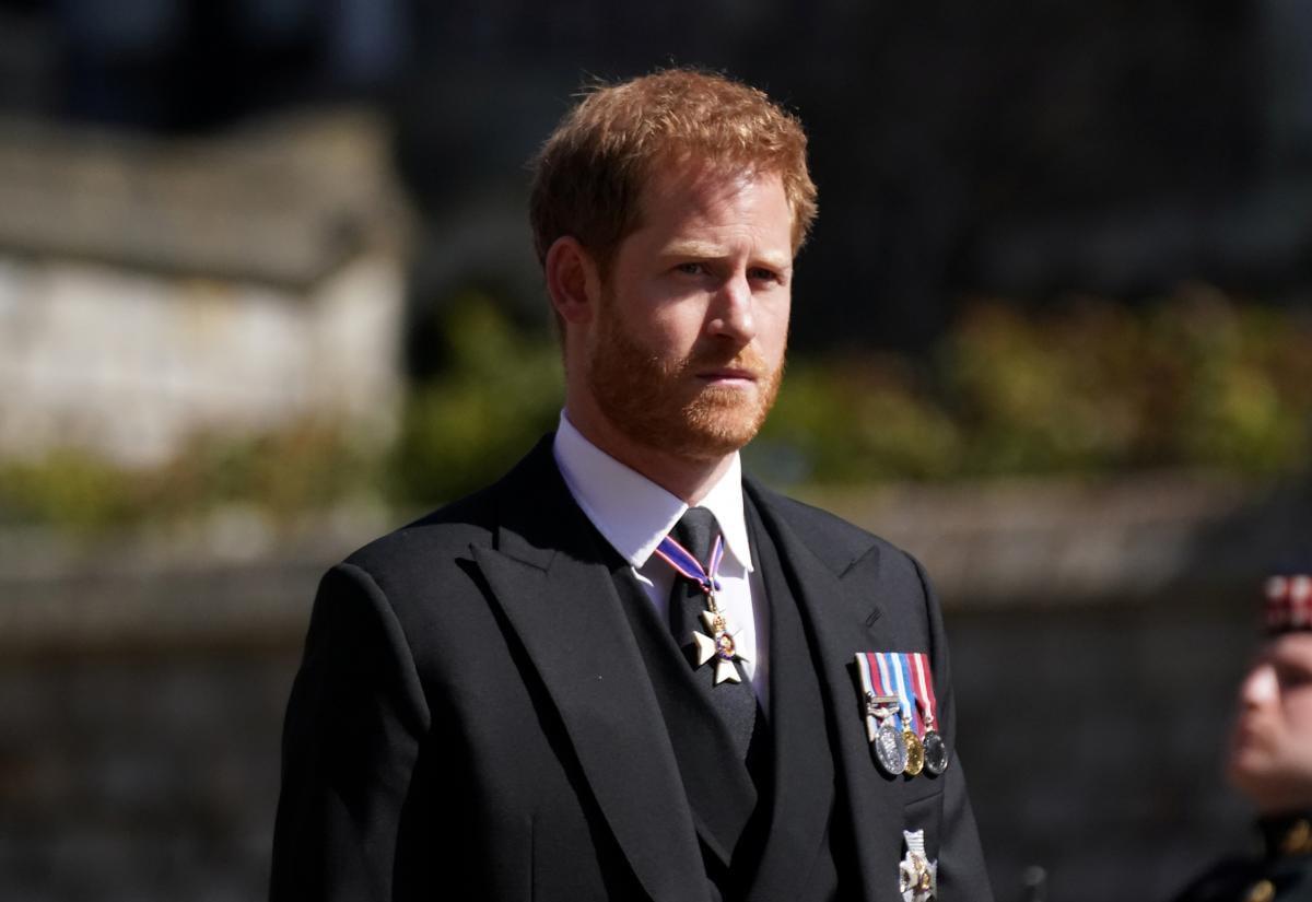"""Принц Гаррі замовив """"голий"""" торт своїй дружині / фото REUTERS"""