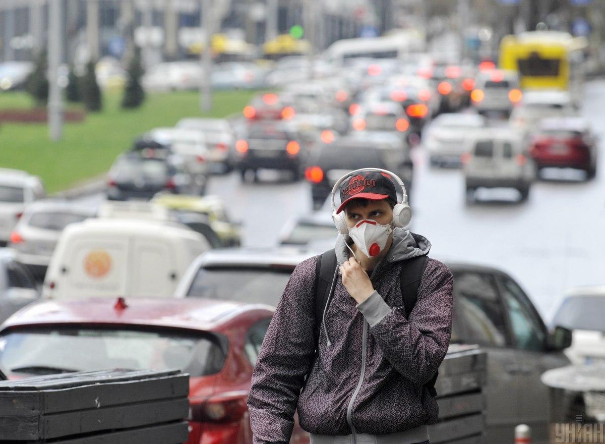 Ситуация с коронавирусом в стране значительно улучшилась / УНИАН, Чузавков Сергей