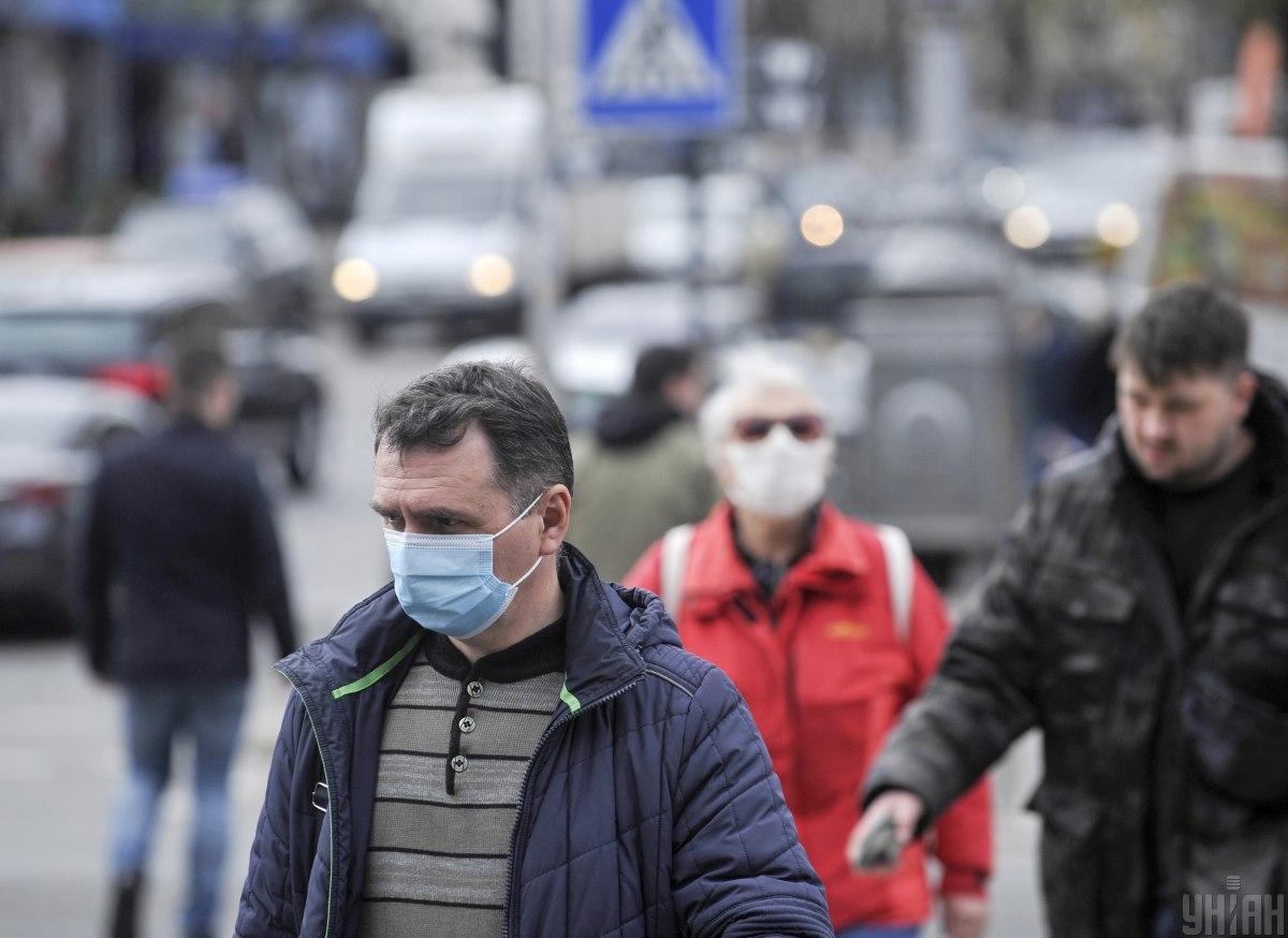 Усиливать карантин в Киеве сейчас причин нет, говорит Рубан / фото УНИАН,Сергей Чузавков