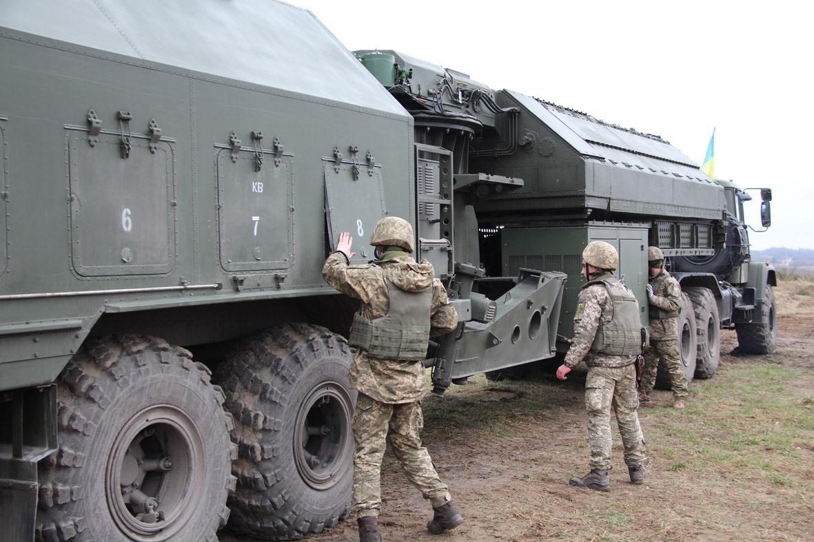 Військові освоюють новий комплекс контрбатарейної боротьби / Facebook, Сухопутні війська ЗС України