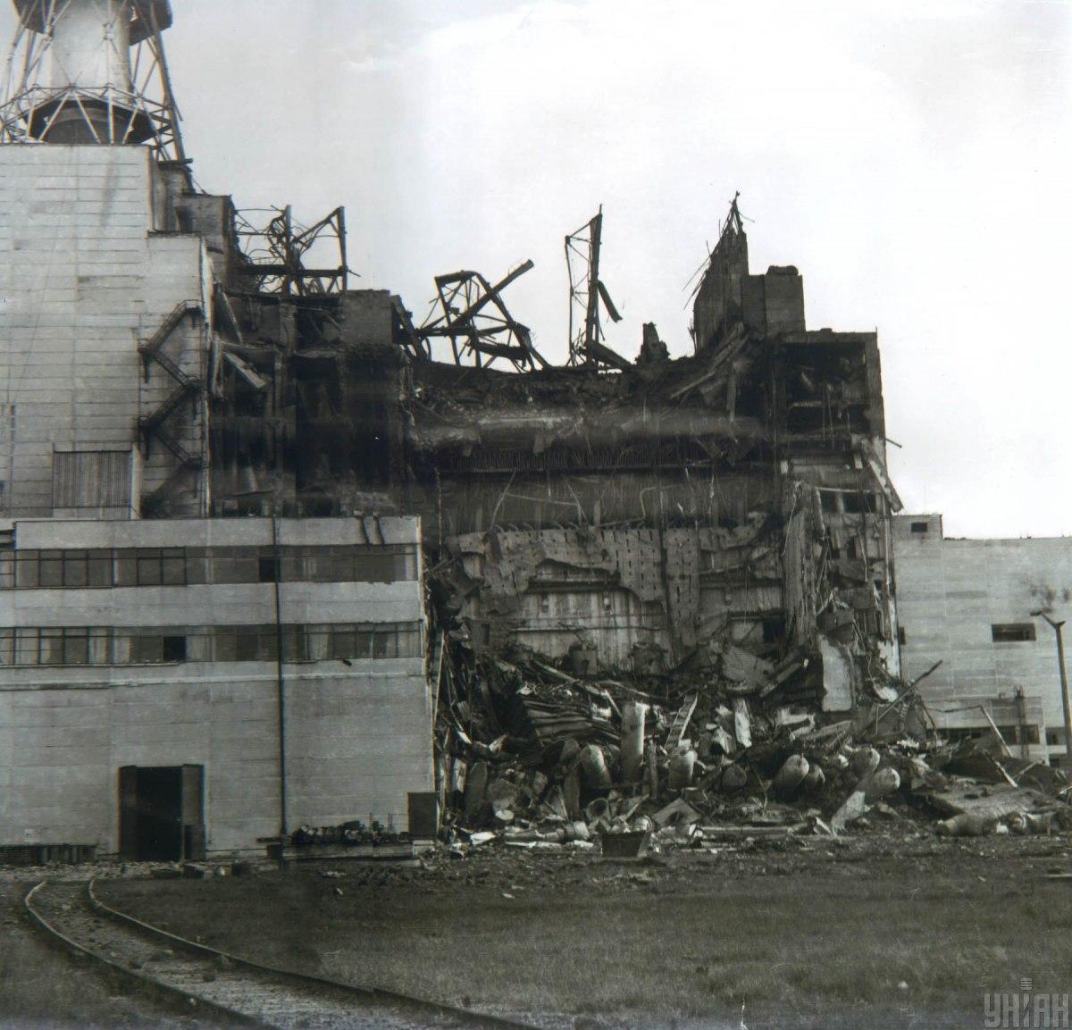 """Лелеченко нам розповідав: """"Я побачив графіт"""". Вже було зрозуміло, що реактор розірвало / фото УНІАН, Анатолій Рассказов"""