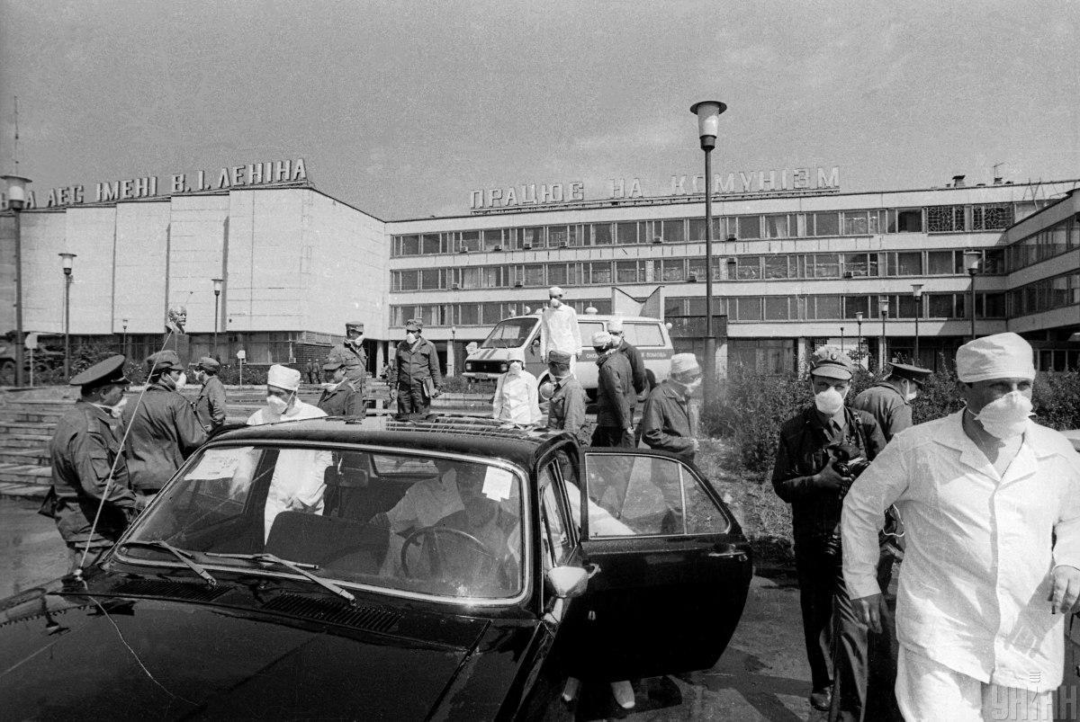 Через двадцять п'ять років після аварії був пік захворювань / фото УНІАН, Василь Пясецький