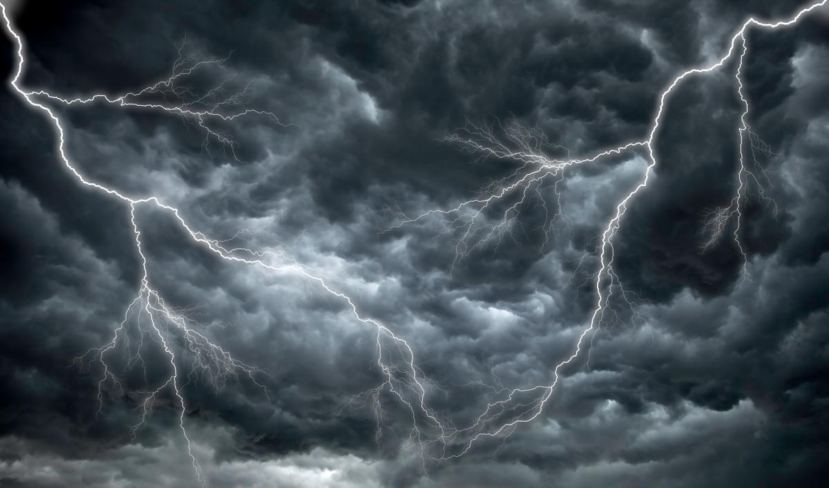 На Украине надвигается непогода / фото ua.depositphotos.com