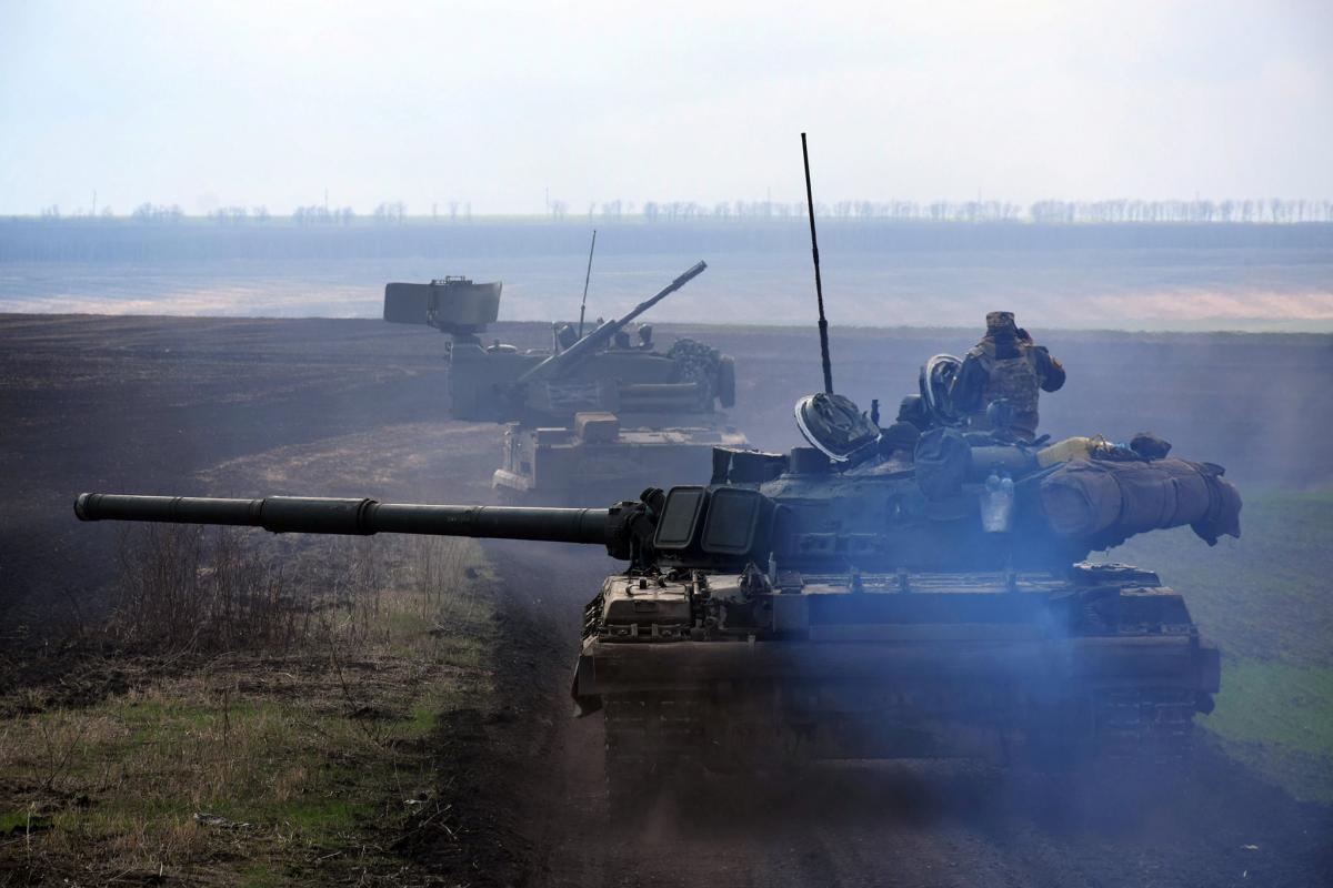 Украинская армия уже не такая беспомощная, как 7 лет назад / Фото: REUTERS