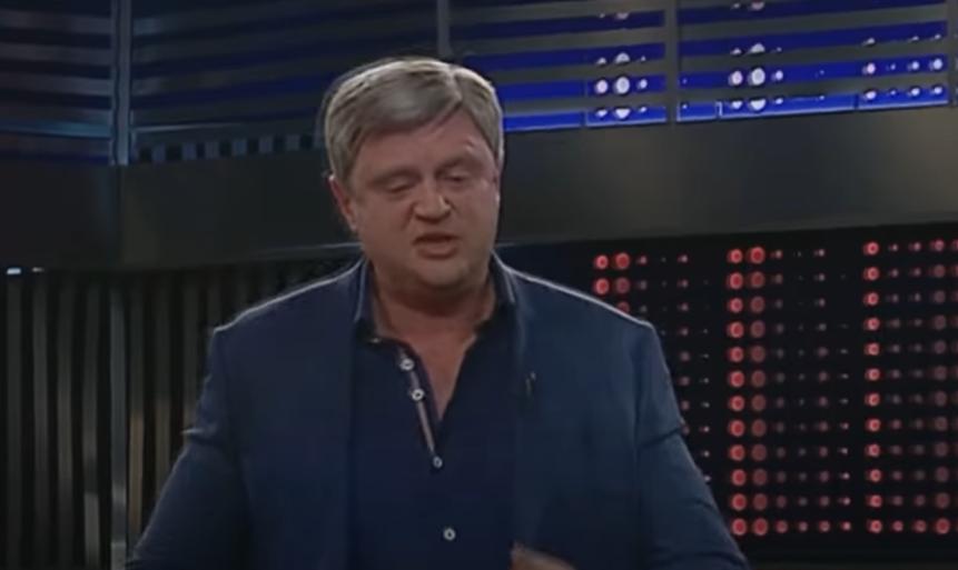 Качный не говорит, Есть ли войска РФ на Донбассе / скриншот