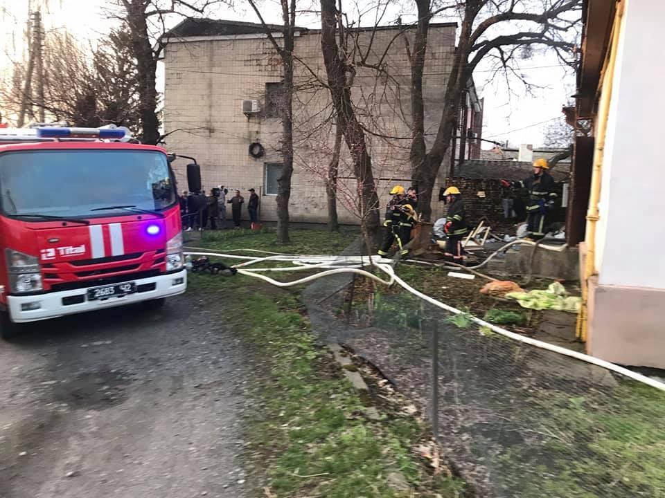 Під час пожежі загинули троє людей / фото ДСНС