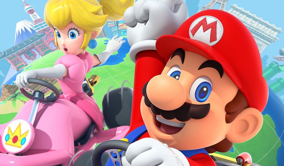 Игра Mario Kart Tour доступна бесплатно на смартфонах /фото sensortower.com
