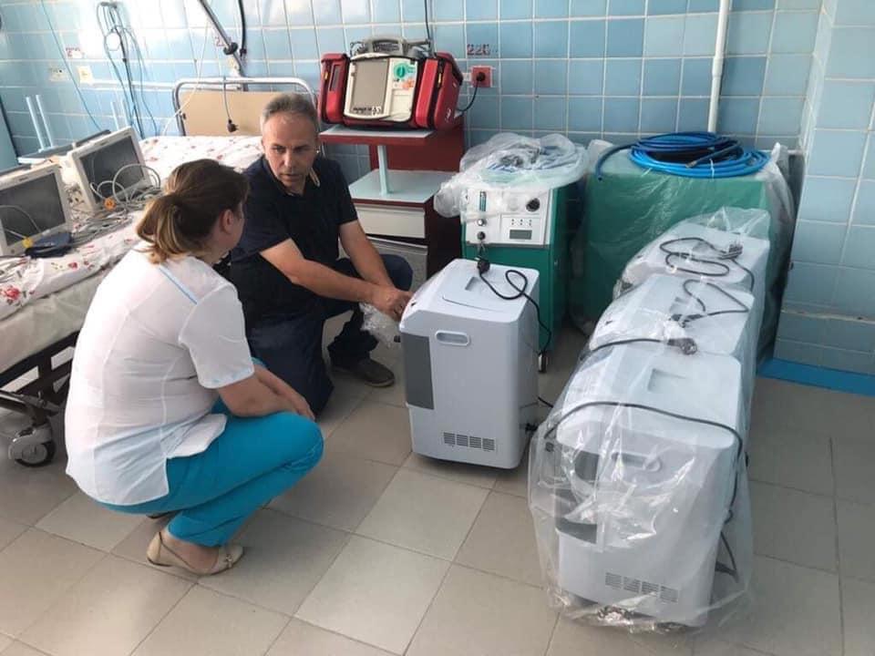 Ситуация в больницах лучше, чем раньше,но проблемы есть / фото facebook.com/katherine.nozhevnikova