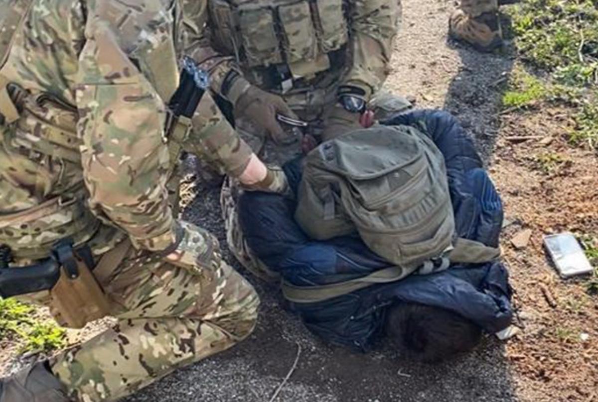 В Украине задержали агента ФСБ / фото ssu.gov.ua