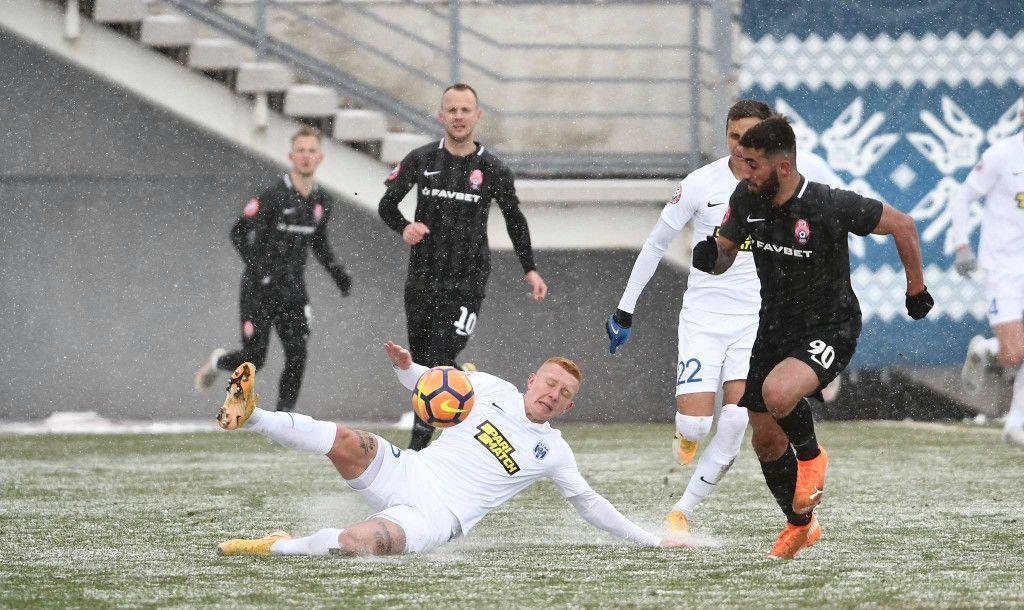 Матч Зоря - Десна 13 лютого 2021 року / фото ФК Зоря