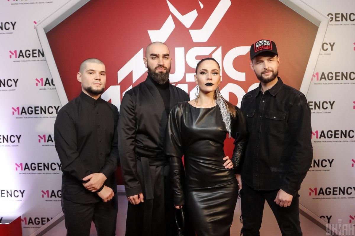 The Hardkiss перенесли концерт на Олімпійському на 2022 рік / фото УНІАН, Вальдемар Горлушко