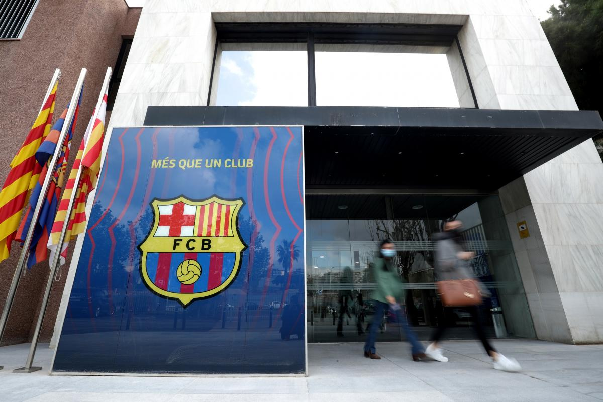 Барселона не могла залишитись осторонь такого проекту / фото REUTERS