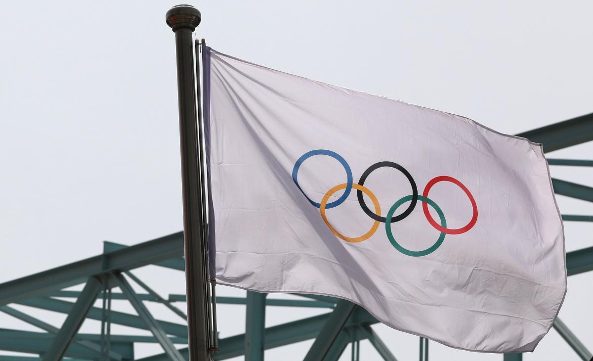 Олімпійський прапор / Фото REUTERS