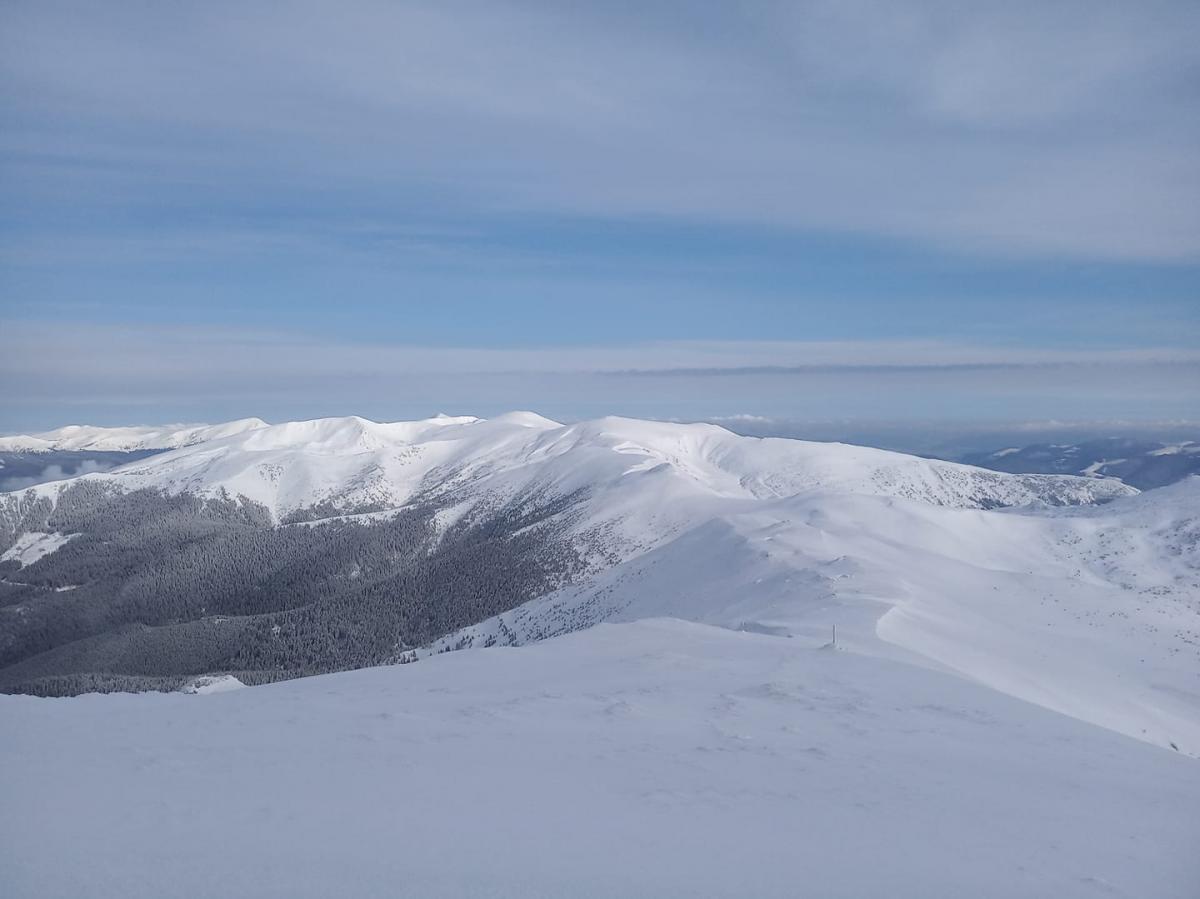 В Карпатах продолжается зимняя погода / Фото facebook.com/chornogora.rescue112