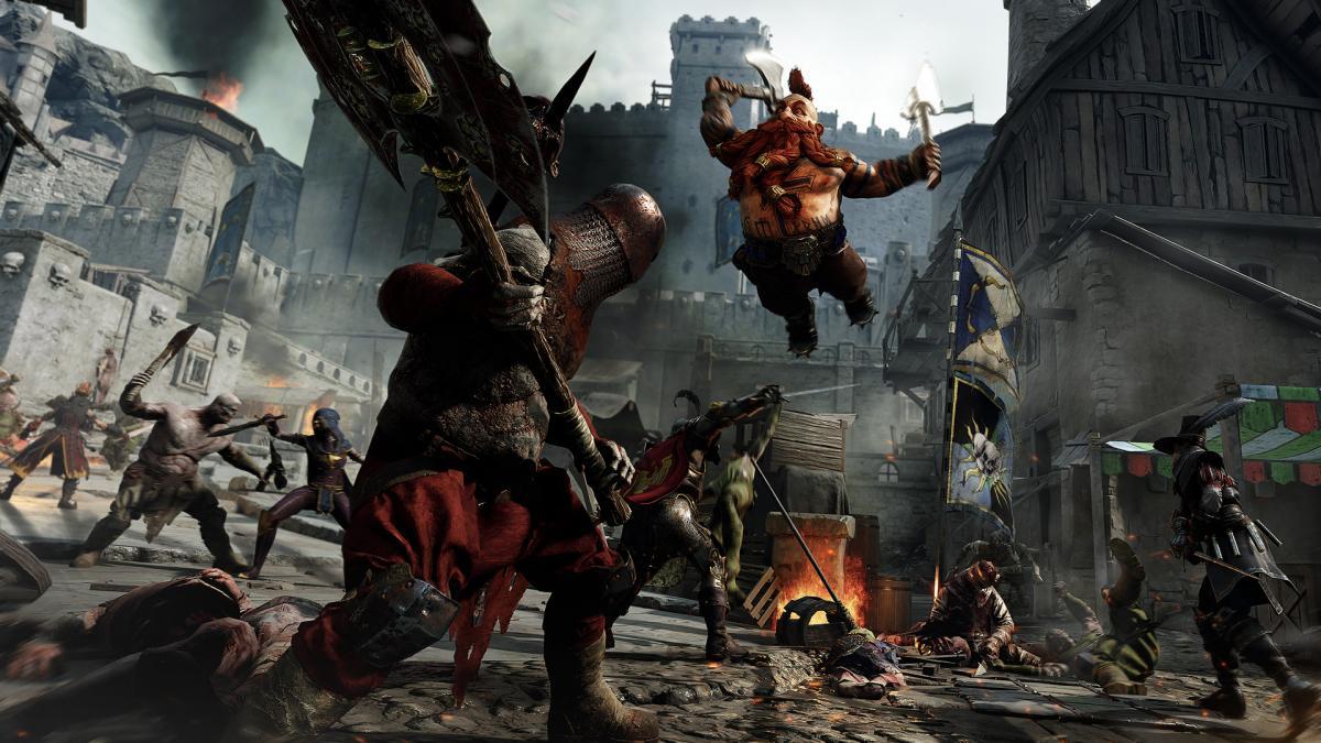 Безкоштовний період у Warhammer: Vermintide 2 триватиме до 25 Квітня / фото Fatshark