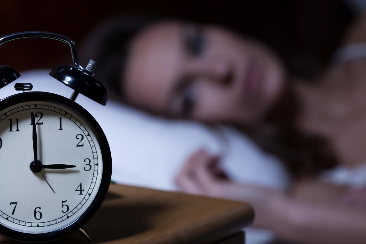 Нехватка сна негативно влияет на секс / фото ua.depositphotos.com