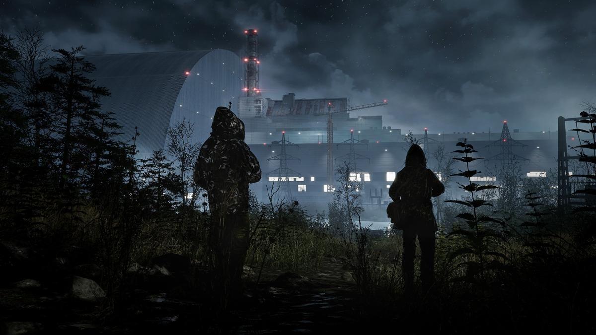 Кадр з гри Chernobylite / фото The Farm 51