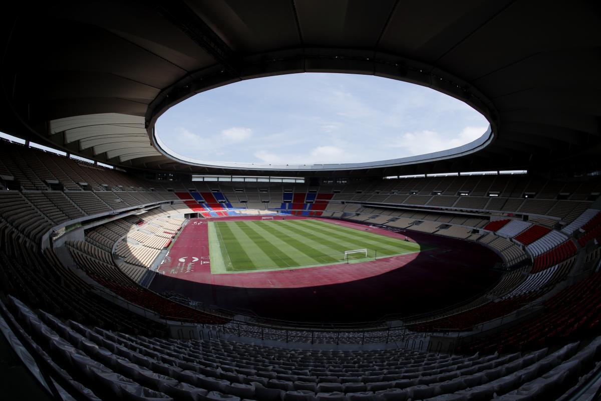 Эстадио ла Картухабудет принимать матчи Евро / фото REUTERS