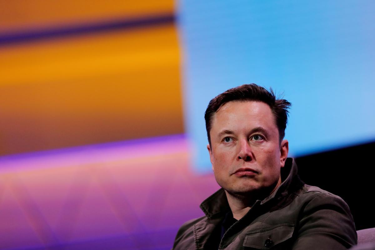 Маск не планирует менять дизайнCybertruck / Иллюстрация REUTERS