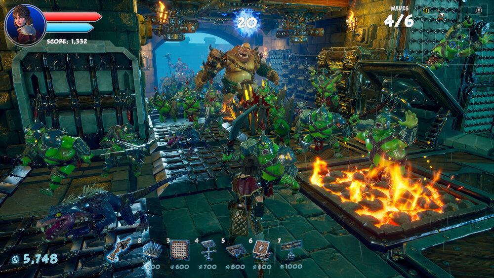 Orcs Must Die 3 – один из самых видных эксклюзивов Stadia / фото Robot Entertainment