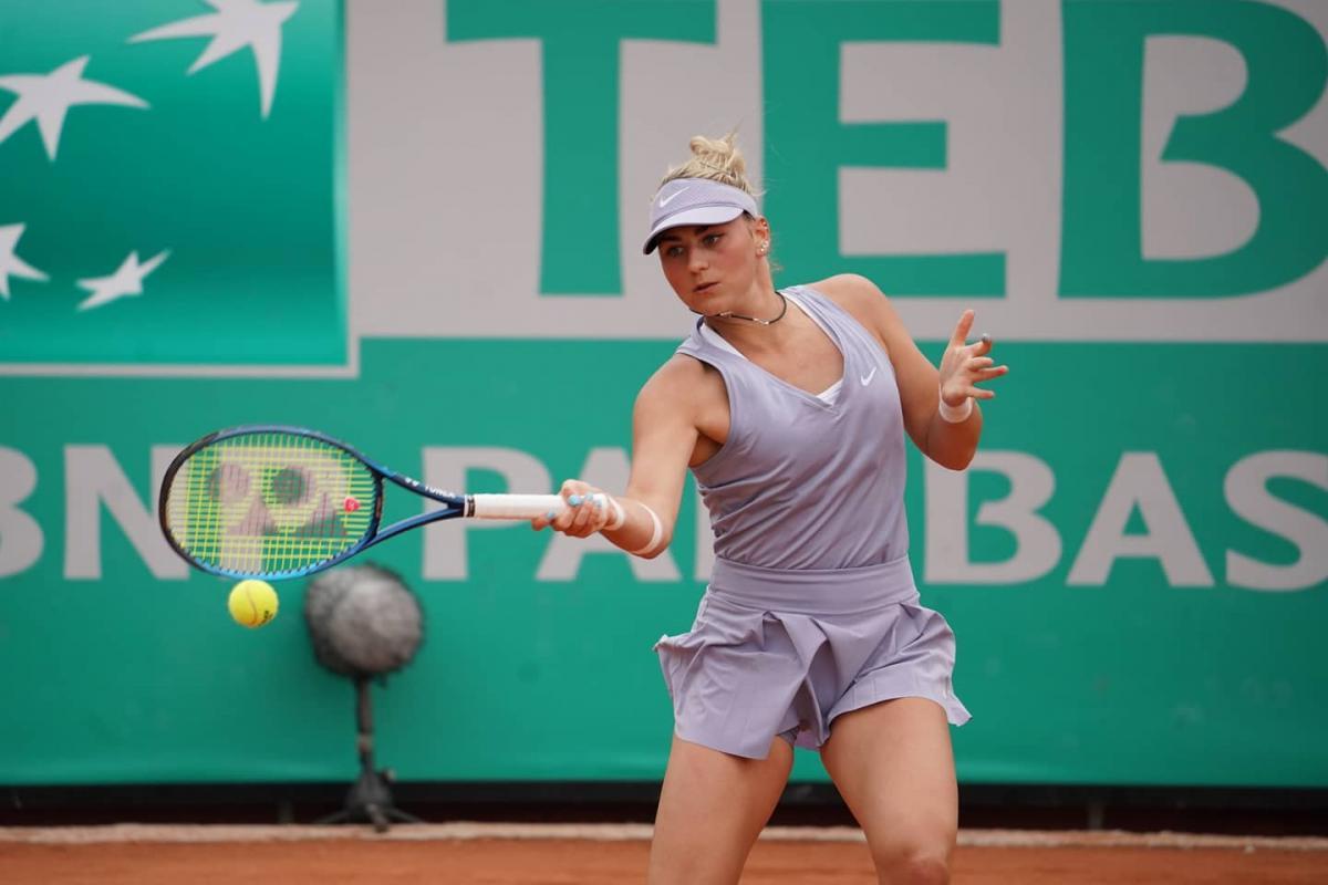 Марта Костюк подолала чвертьфінал / фото twitter.com/TennisChampIst