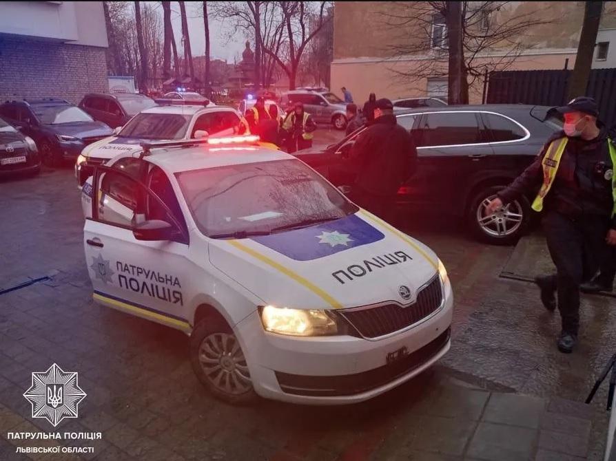 Усі ДТП обійшлися без жертв / Фото патрульної поліції Львівської області