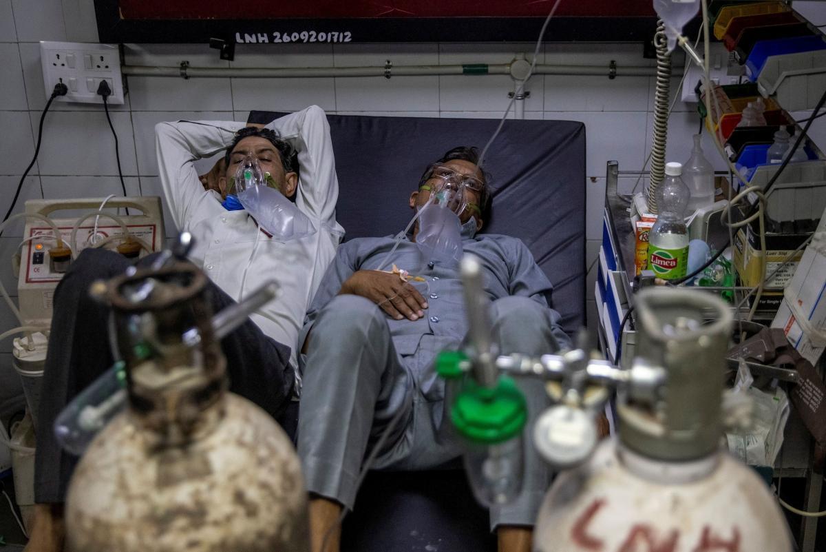 В Індії спостерігається складна ситуація з коронавірусом \ фото REUTERS
