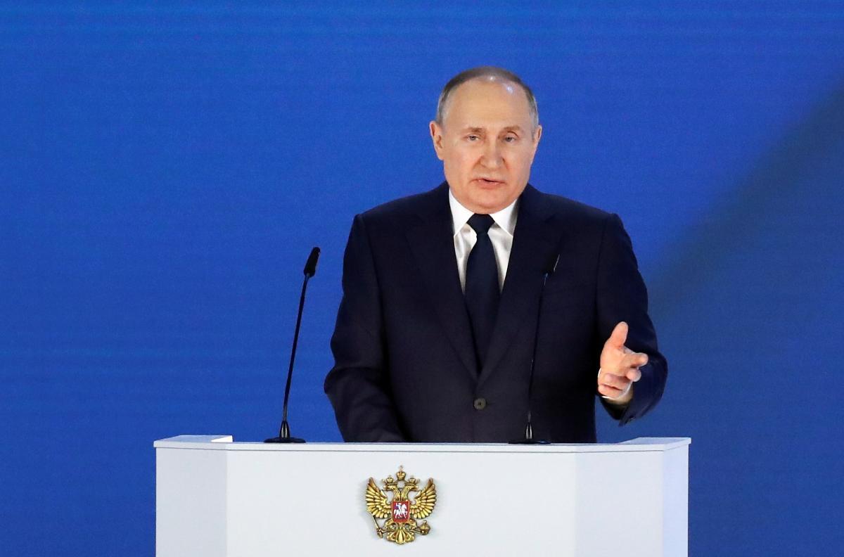 Путіну нагадали про виконання зобов'язань / фото REUTERS