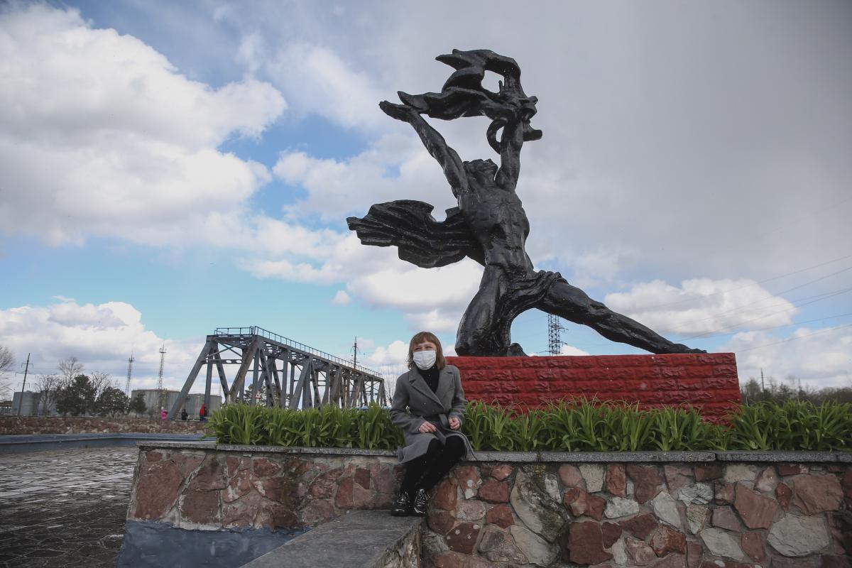 Семья женщины была уверена, что уезжает на три дня/ фото УНИАН,Ратынский Вячеслав