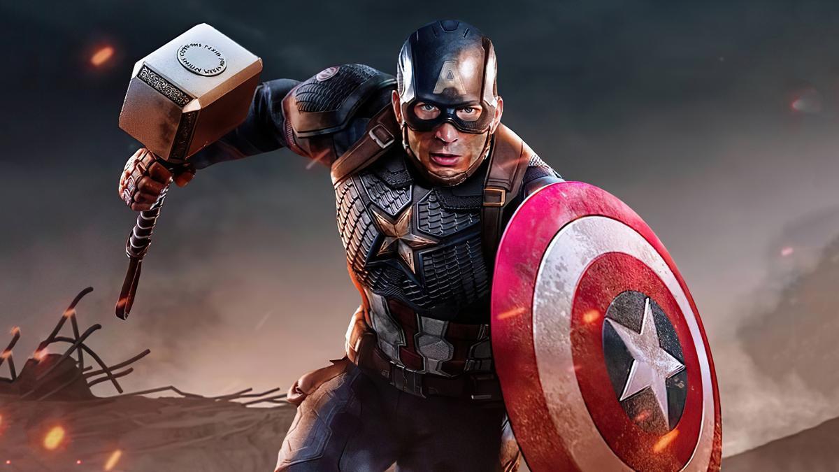 Капитан Америка / фото lux.fm