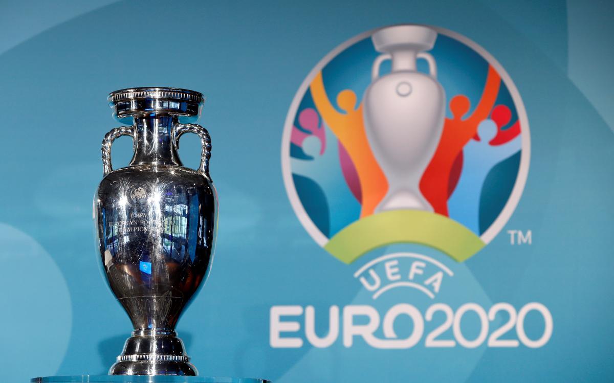 Трофей Евро-2020 / фото REUTERS