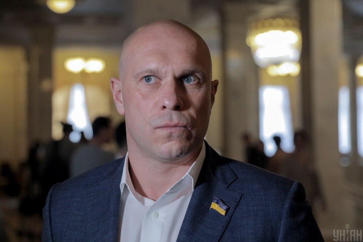 Журналисты предполагают, что яму Кива использует для отмывания денег / фото УНИАН, Александр Кузьмин