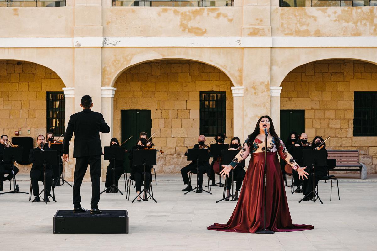 Дестини Чукуньере представит Мальту на Евровидение 2021 / фото multivu.com