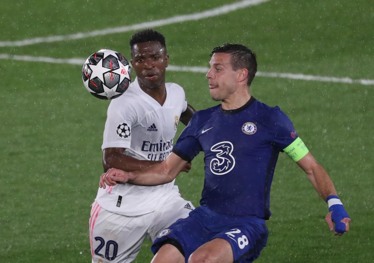 Челси забил гол на выезде / фото REUTERS