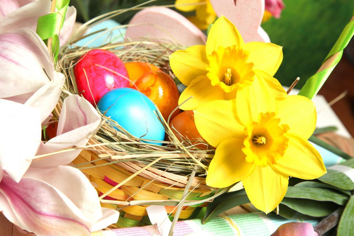 Как сделать пасхальные яйца / фото ua.depositphotos.com