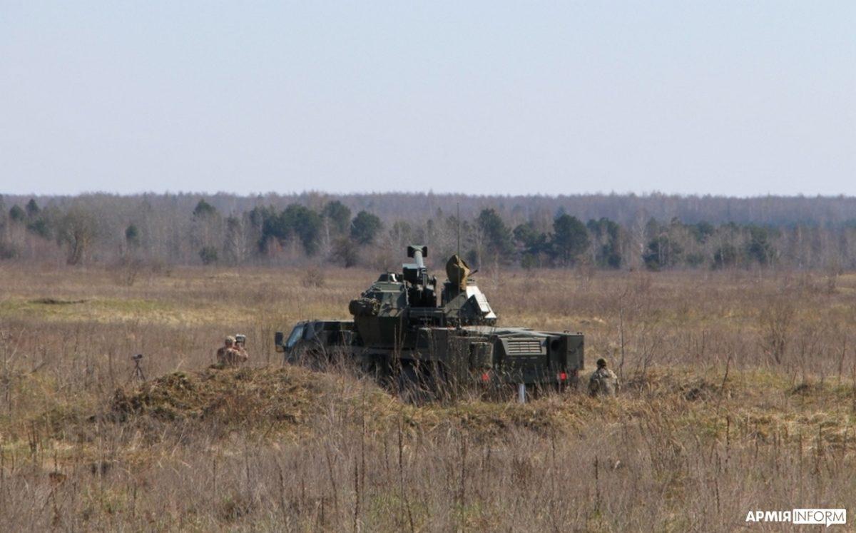 Гаубицю DANA-M2 планують взяти на озброєння ЗСУ / фото АрміяInform