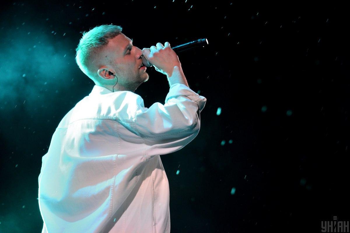 Іван Дорн - один з небагатьох українських виконавців, які потрапили утопApple Music / Фото: UNIAN