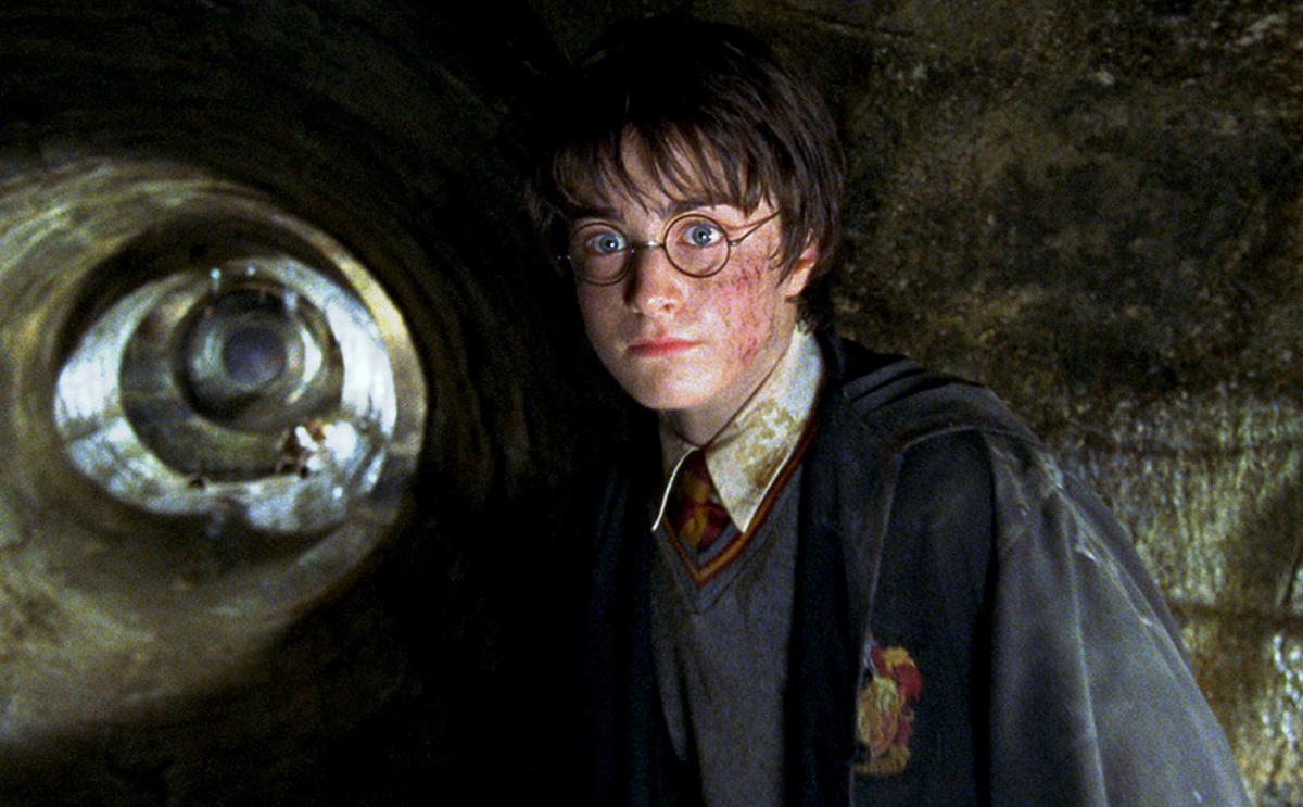 """2 травня - Міжнародний день Гаррі Поттера / скріншот з фільму """"Гаррі Поттер і таємна кімната"""""""