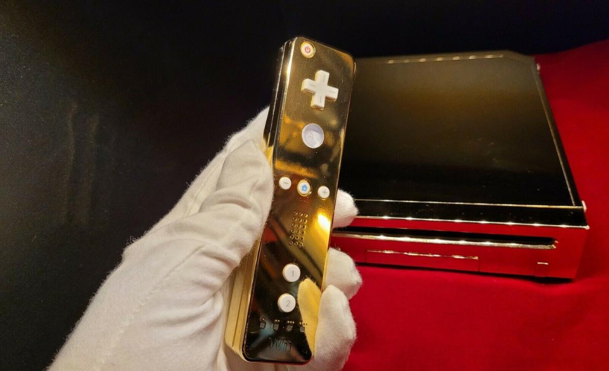Геймпад Wii Remote/ фото ebay.com