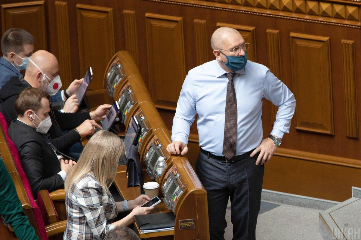Yevhen Shevchenko / Photo from UNIAN