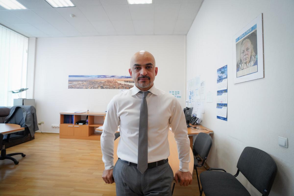 По словам Найема, новость об увольнении для него была неожиданной / facebook.com/Mustafanayyem