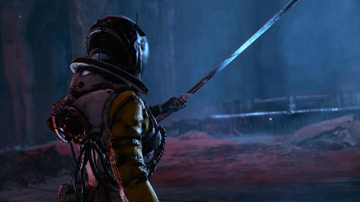 Returnal вийшов 30 квітня на PS5 / скріншот
