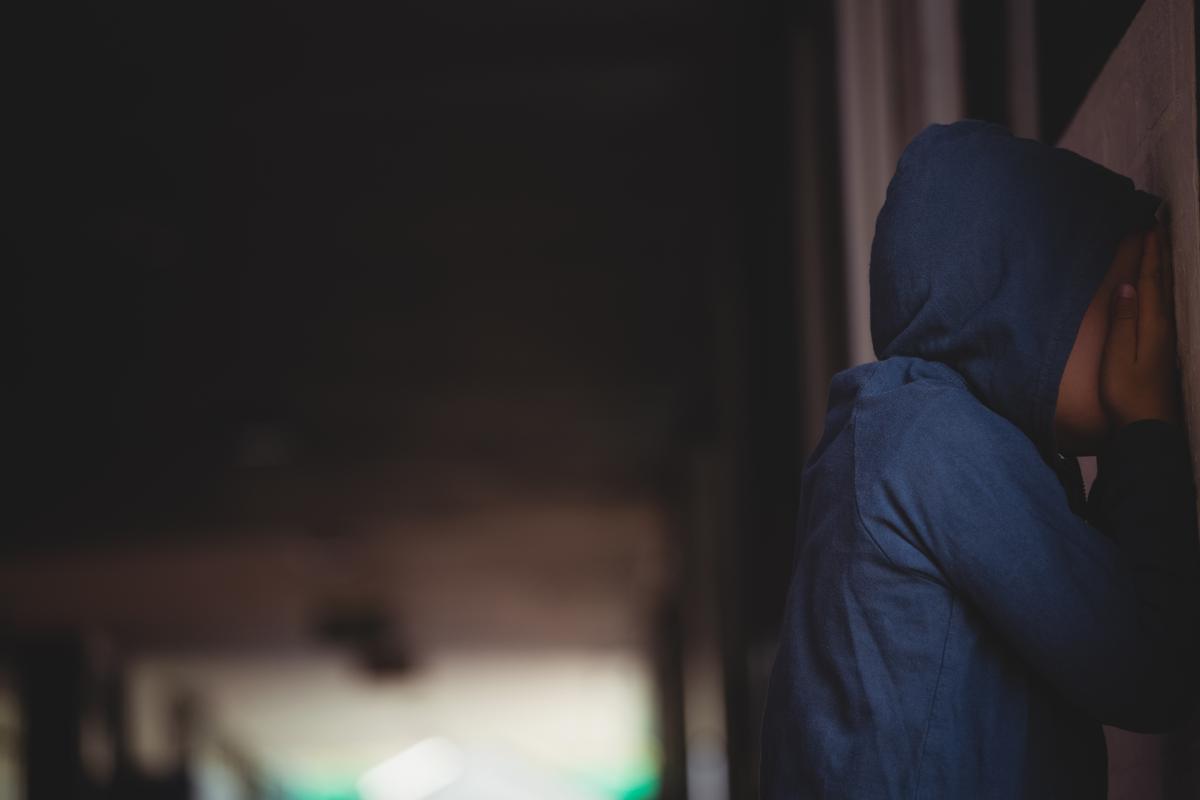 По информации СМИ, с апреля до мая в школе-интернате в Днепре насиловали ребенка / фото ua.depositphotos.com