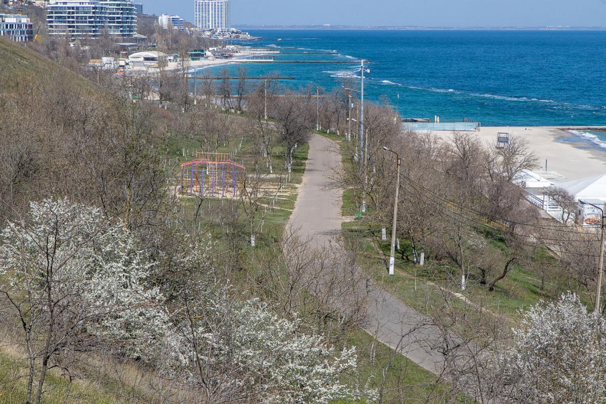 Одесса - популярное направление на майские праздники / фото Думская