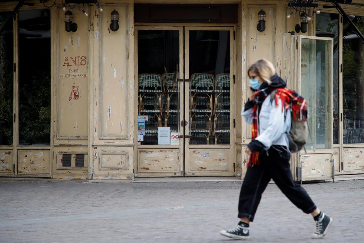"""В Великобритании и Нидерландах наблюдается """"слом заболеваемости"""" / фото REUTERS"""