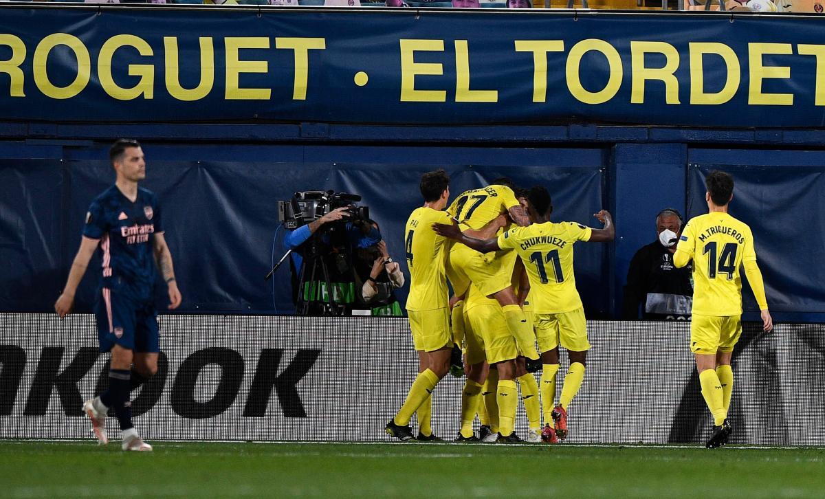 Вильярреал - Арсенал / фото REUTERS