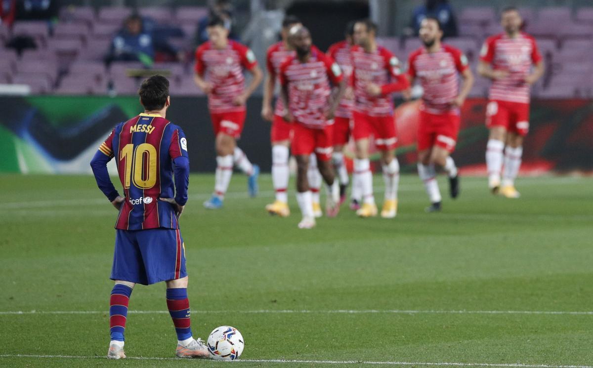 Лионель Месси забил у Барселоны/ фото REUTERS